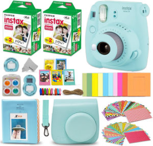 this is an image of an instax camera