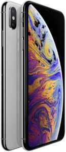 Image of Apple iPhone-Xs Max 256GB Silver-