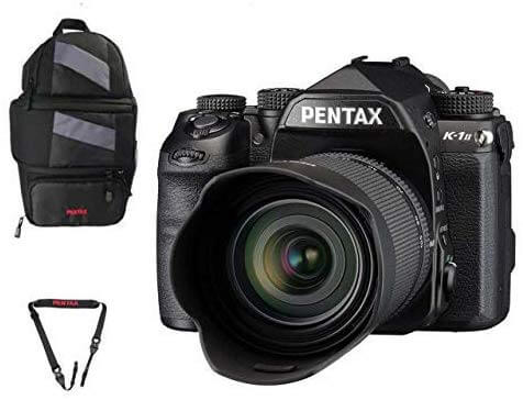 Image Of Pentax K-1 Mark II 36MP Full-Frame CMOS Sensor DSLR Camera