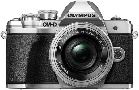 This is an image of Olympus-OM-D-E-M10-Mark-III