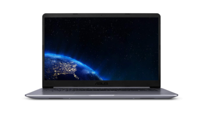 This is an image of a VivoBook F510QA laptop by ASUS.