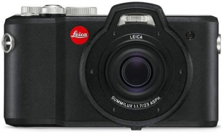 This is an image of Black Leica-X-U-Typ Under water Digital Camera