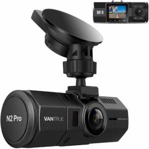 This is an image of Vantrue N2 Pro Uber Dual Dash Cam Dual