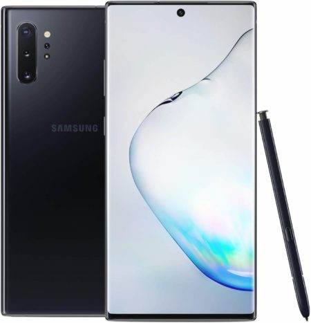 Image of Samsung Galaxy Note 10+ Plus Factory Unlocked Cell Phone with 256GB (U.S. Warranty)
