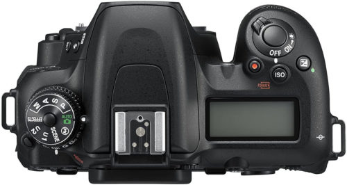 This is an image of Nikon D7500 20.9MP DSLR Camera