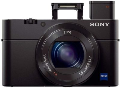 This is an image of Sony RX100 III 20.1 MP Premium Compact Digital Camera