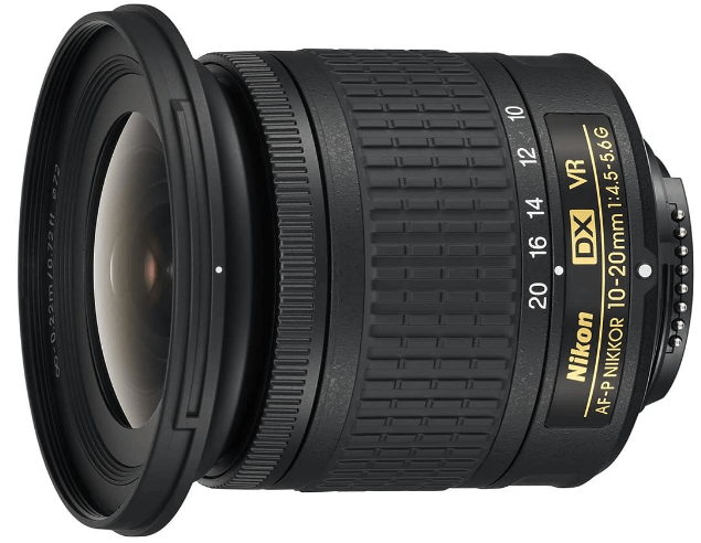 This is an image of black Nikkor 70-300mm camera lens for nikon cameras