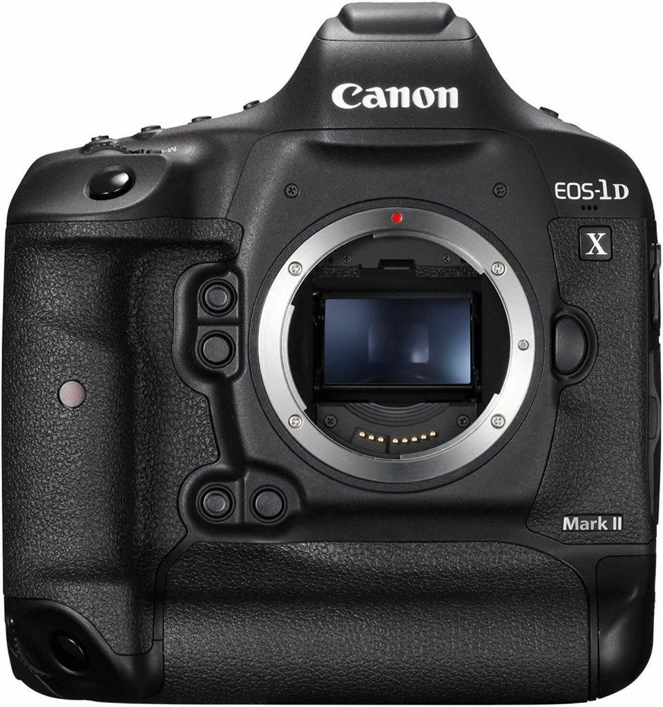 Canon EOS-1DX Mark II digital camera
