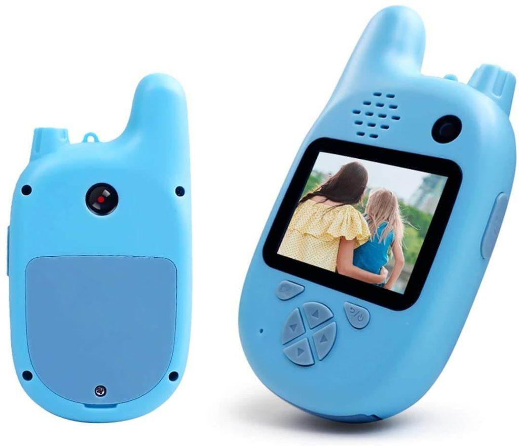 Kids Walkie Talkie with Digital Camera