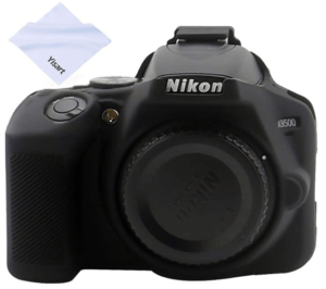 This is an image of a Yisau Nikon D3500 digital Camera